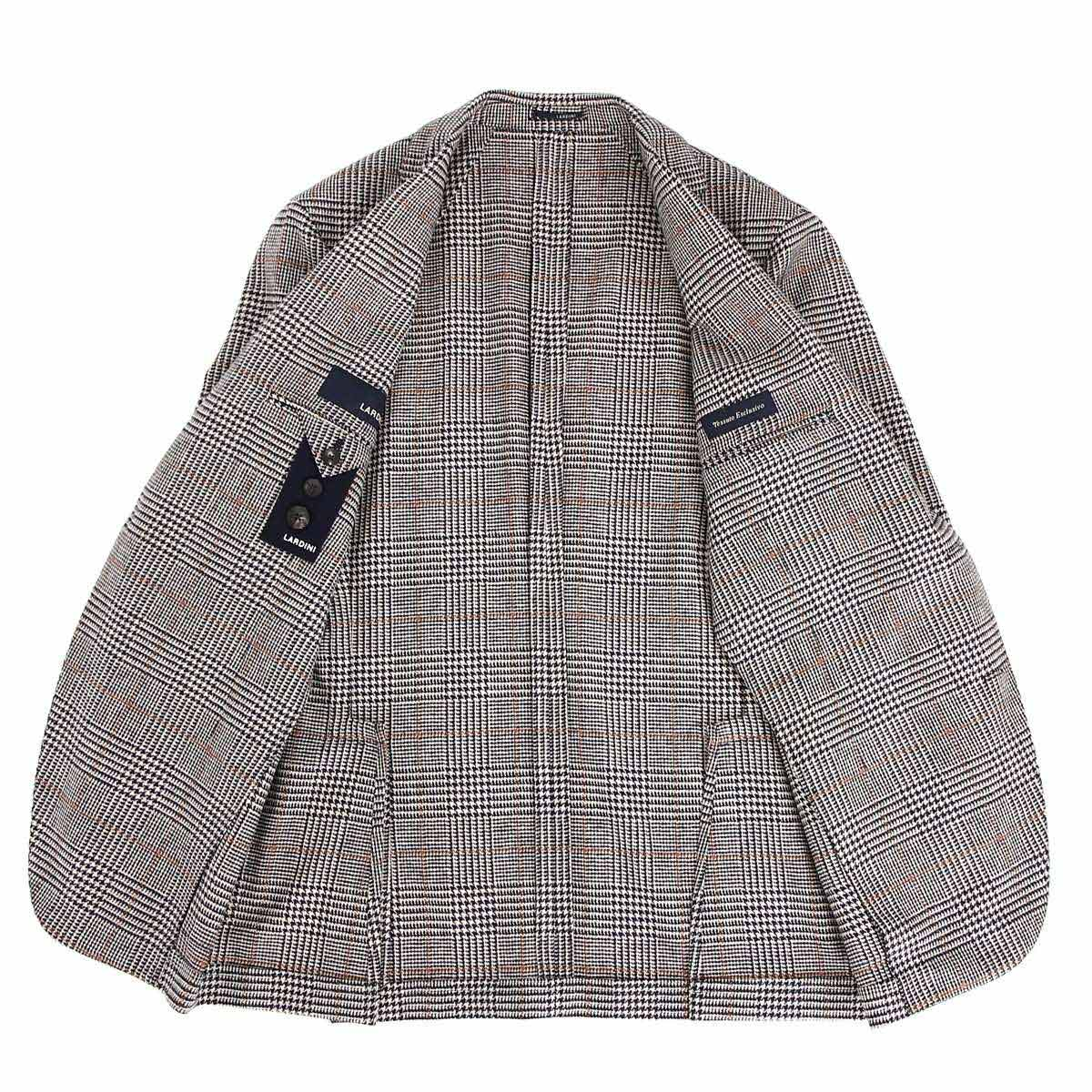 【タイムセール TOPS】LARDINI ラルディーニ 3つボタン ジャケット/SPECIAL LINE JAPAN FIT メンズ