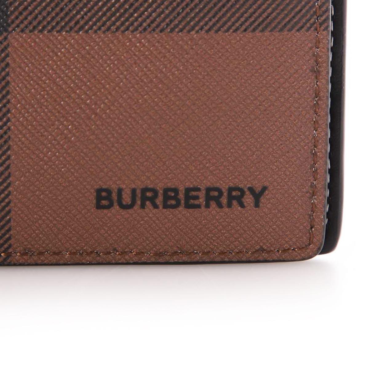 【タイムセール】BURBERRY バーバリー 長財布 小銭入れ付き メンズ