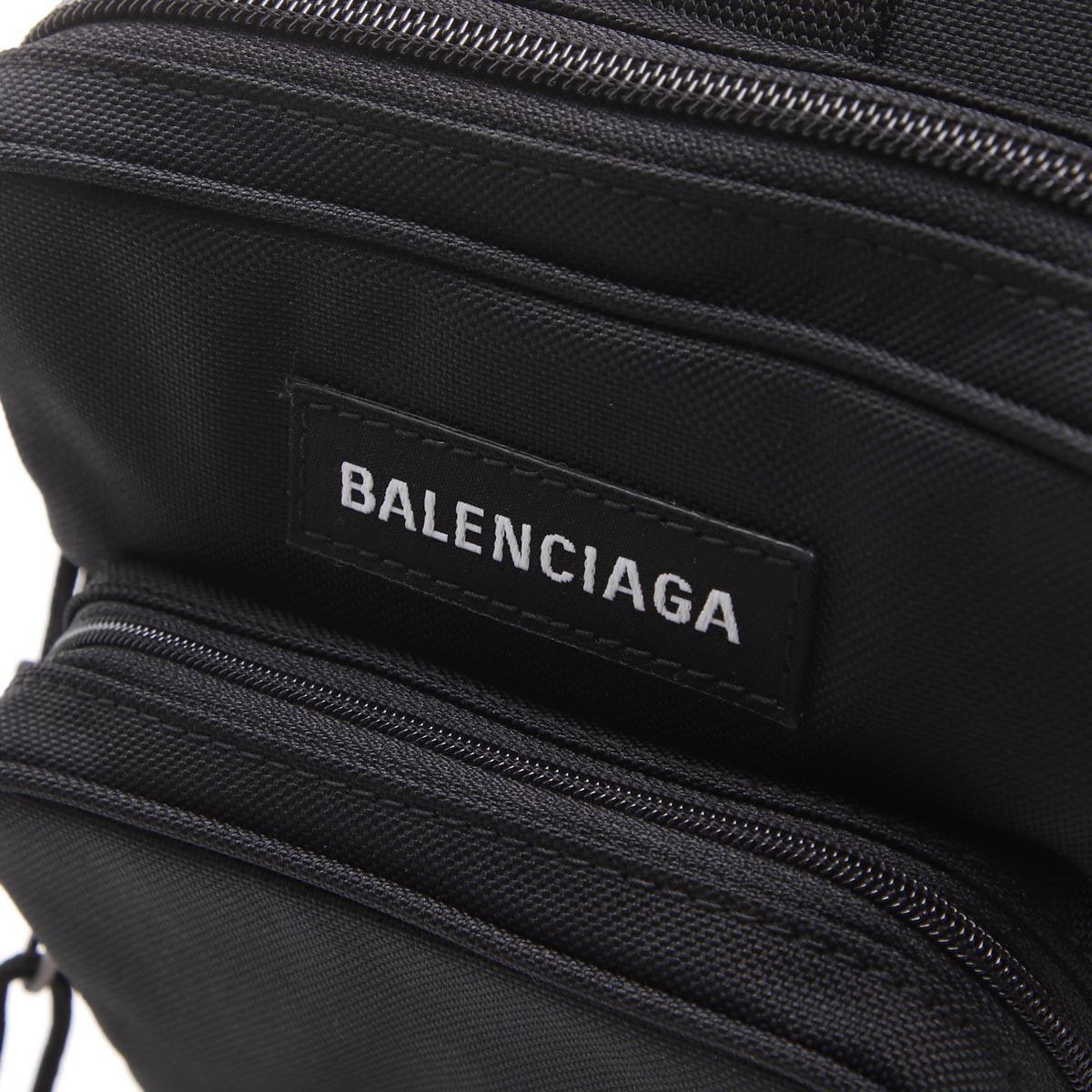 BALENCIAGA バレンシアガ ボディバッグ/クロスボディバッグ ワンショルダーバッグ/EXPLORER メンズ