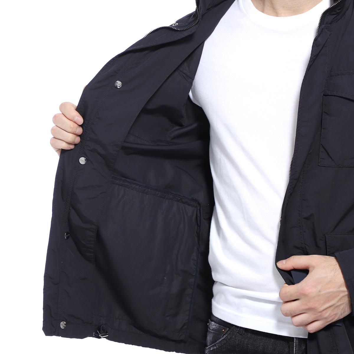 【アウトレット】HERNO ヘルノ フィールドジャケット/WASHED FIELD JACKET【大きいサイズあり】 メンズ