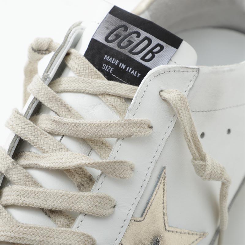 【アウトレット】Golden Goose Deluxe Brand ゴールデングース スニーカー/SUPERSTAR スーパースター【大きいサイズあり】 メンズ