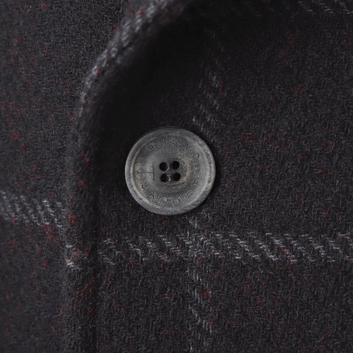 【アウトレット】【ラスト1点】T-JACKET ティージャケット ピーコート メンズ