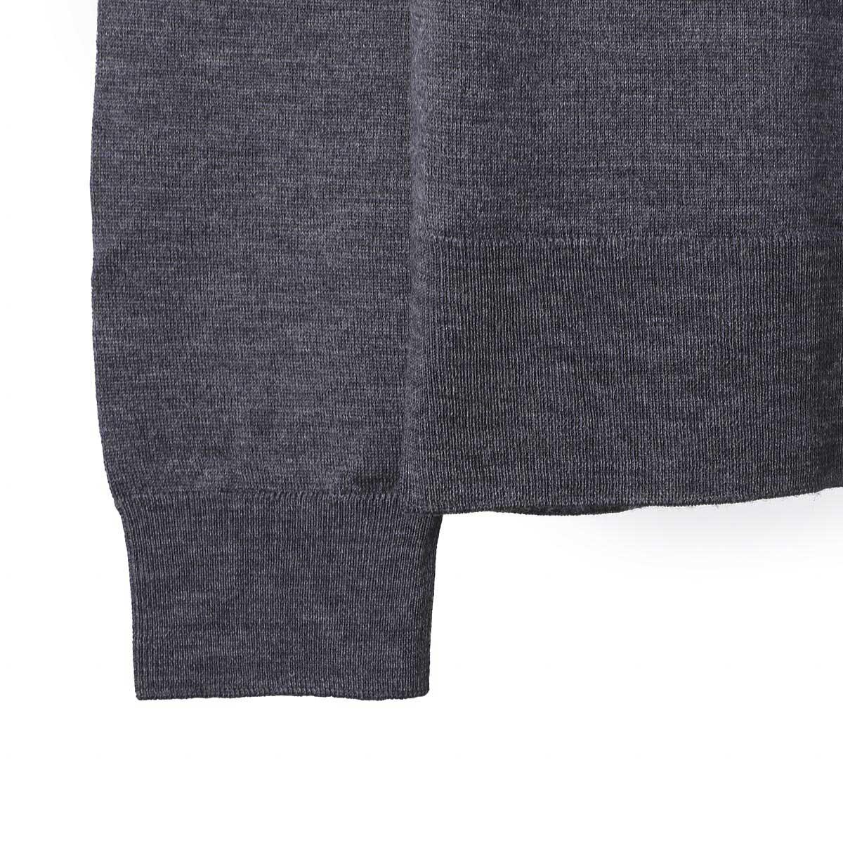 【タイムセール TOPS】JOHN SMEDLEY ジョンスメドレー 長袖 ポロシャツ/BELPER ベルパー 30ゲージ メンズ