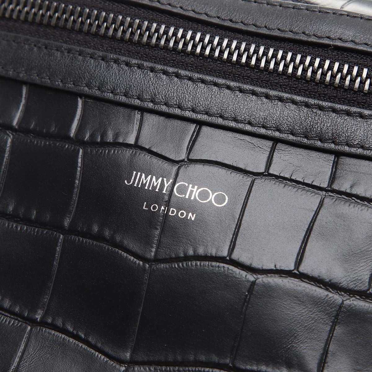【タイムセール】JIMMY CHOO ジミーチュウ ショルダーバッグ/クロスボディバッグ/YORK メンズ