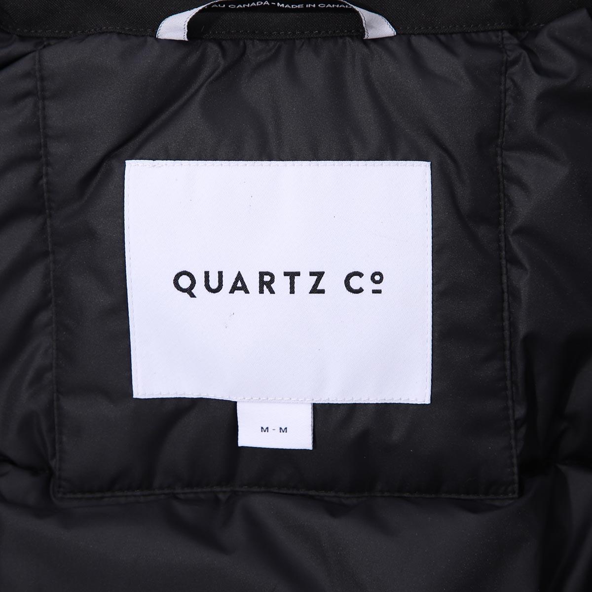 【タイムセール TOPS】【アウトレット】Quartz Co. クオーツ ダウンジャケット/CHAMPLAIN CLASSIC COLLECTION メンズ