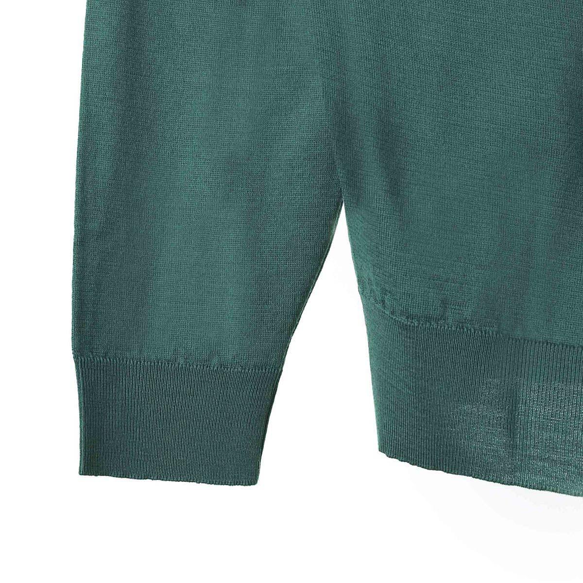 JOHN SMEDLEY ジョンスメドレー タートルネック セーター/CHERWELL チャーウェル 30ゲージ メンズ