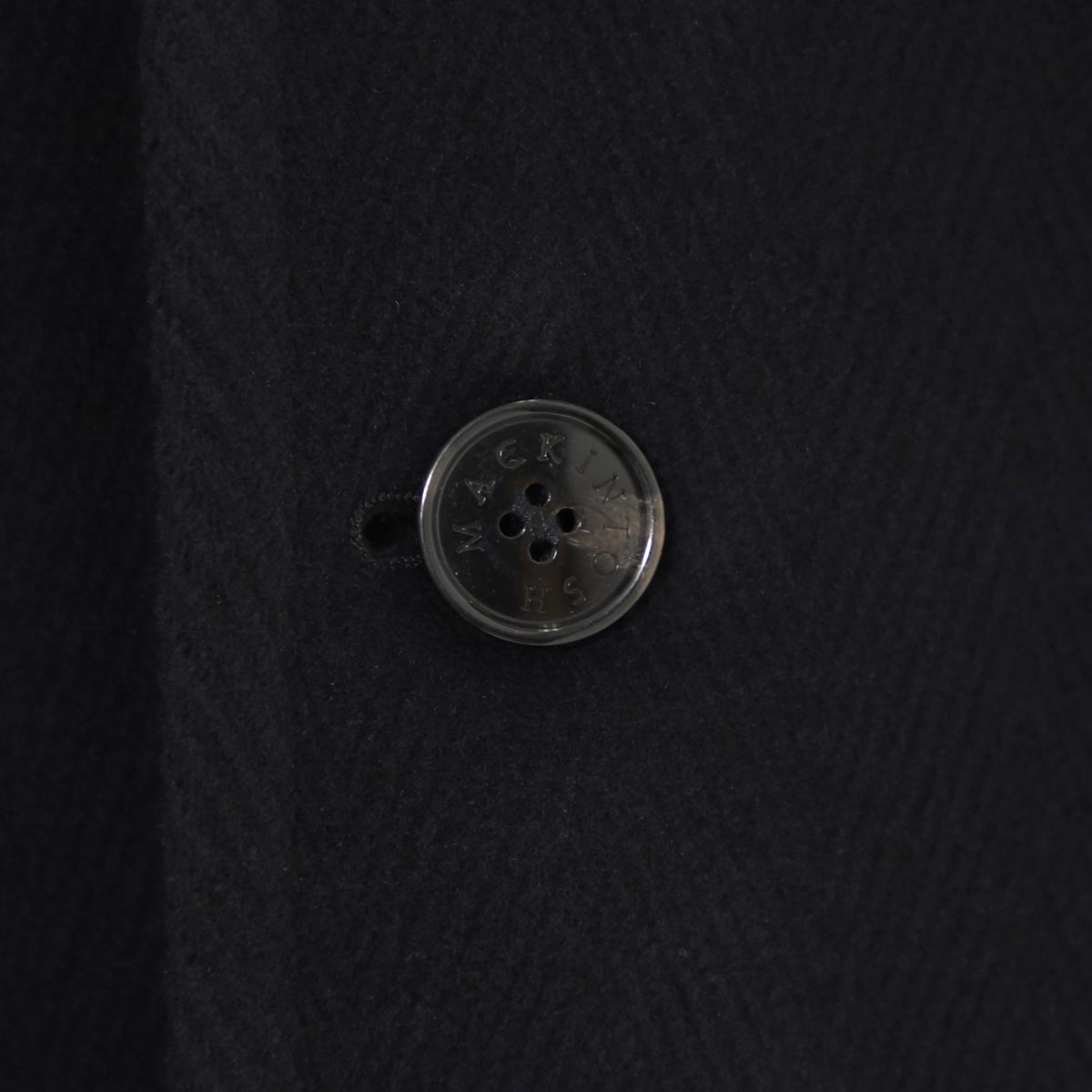 MACKINTOSH マッキントッシュ ステンカラーコート/BLACKFORD メンズ