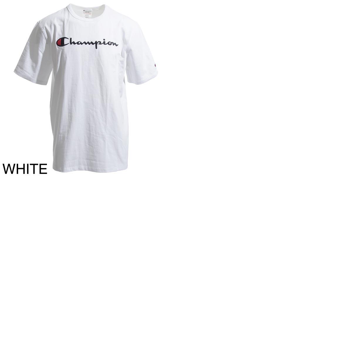 【大感謝祭】【アウトレット】Champion チャンピオン クルーネック Tシャツ/HERITAGE TEE メンズ