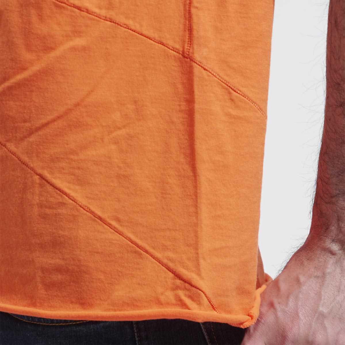 【第505回チャリティー企画】GIORGIO BRATO ジョルジオブラット クルーネック Tシャツ メンズ