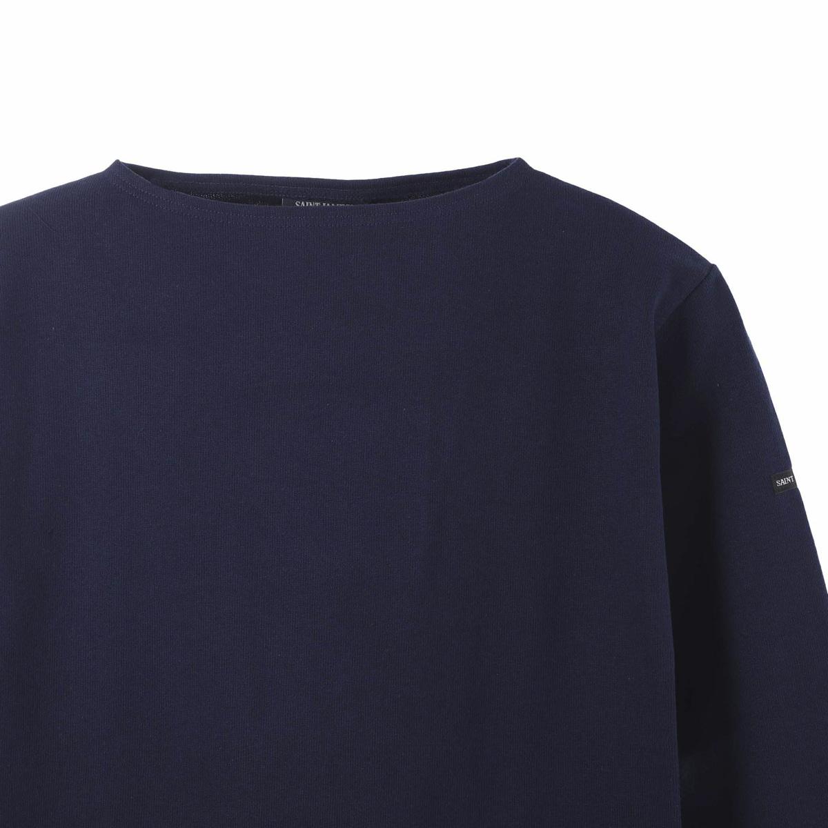 SAINT JAMES セントジェームス ボートネック 長袖Tシャツ/GUILDO ギルド【大きいサイズあり】