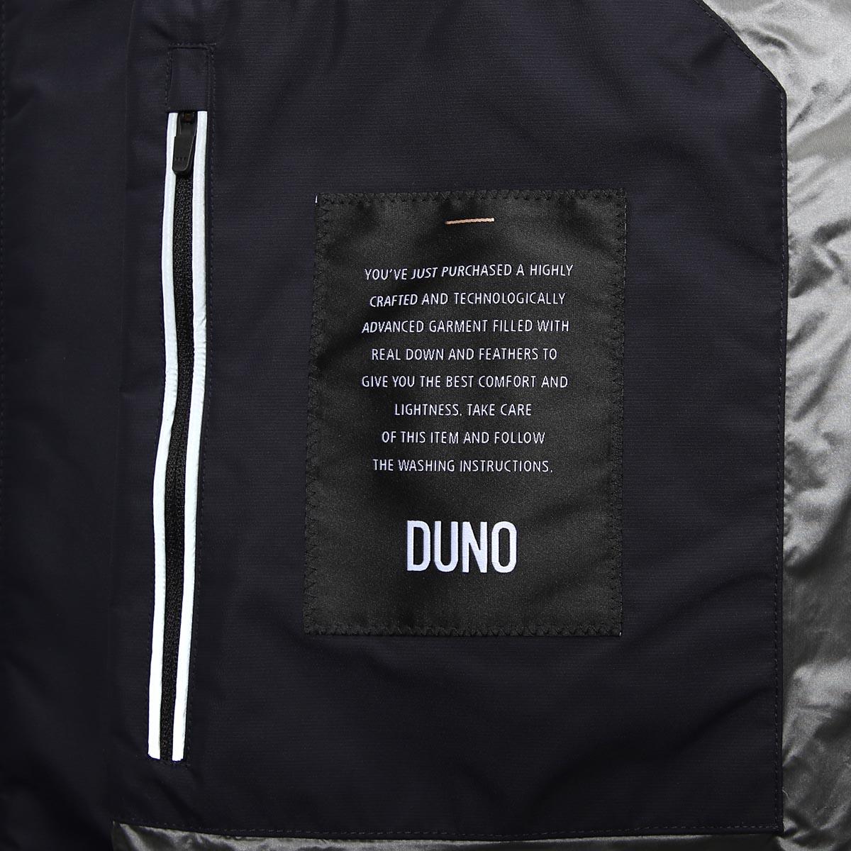 【アウトレット】DUNO デュノ ダウンコート/ARON PERUGIA メンズ