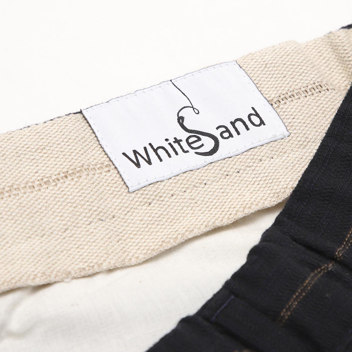 White Sand ホワイトサンド イージーパンツ/GREG メンズ