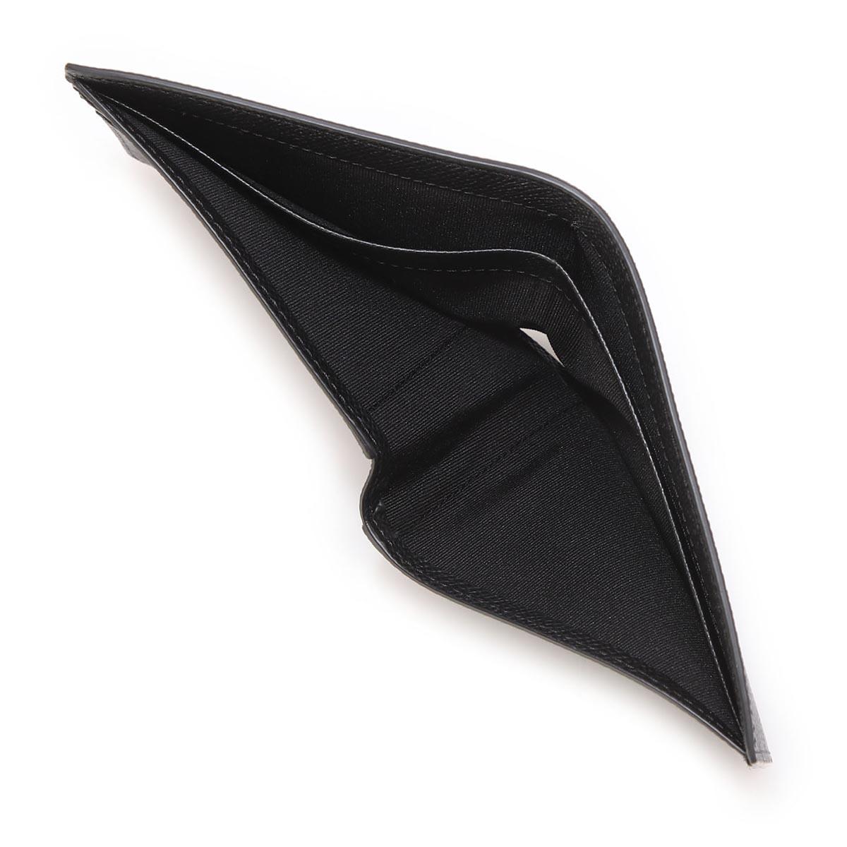 【タイムセール】BURBERRY バーバリー 2つ折り財布/ICON STRIPE PRINT LEATHER INTERNATIONAL BIFOLD WALLET メンズ
