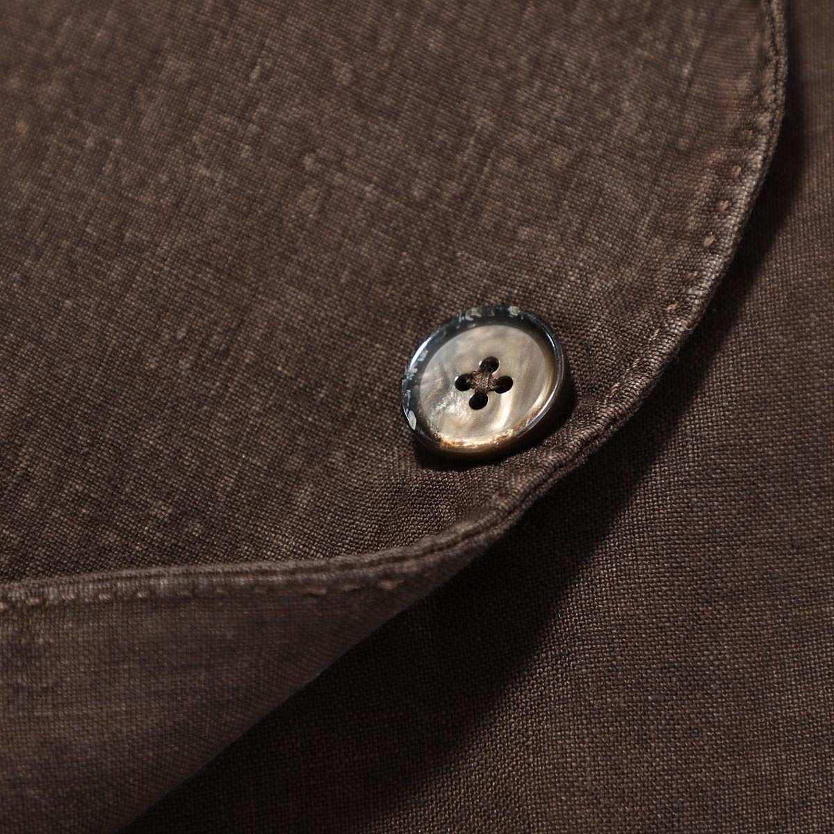 【アウトレット】LBM1911 エルビーエム1911 2つボタン リネン ジャケット/JACK REGULAR【大きいサイズあり】 メンズ