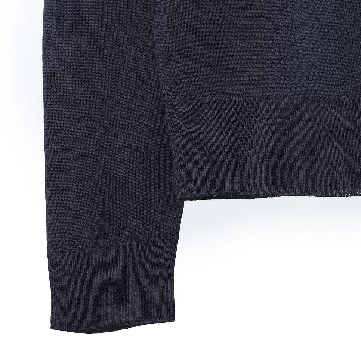 JOHN SMEDLEY ジョンスメドレー モック タートルネック セーター/ハイネックセーター/HARCOURT ハーコート 30ゲージ メンズ