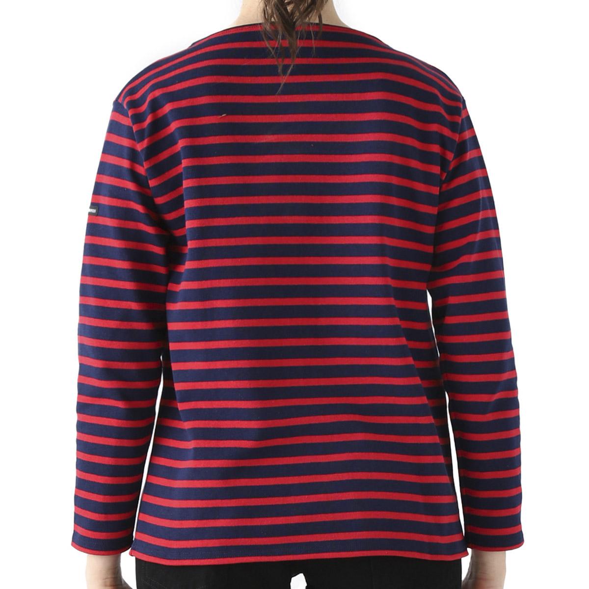 SAINT JAMES セントジェームス ボートネック 長袖Tシャツ/Tシャツ/GUILDO ギルド【大きいサイズあり】
