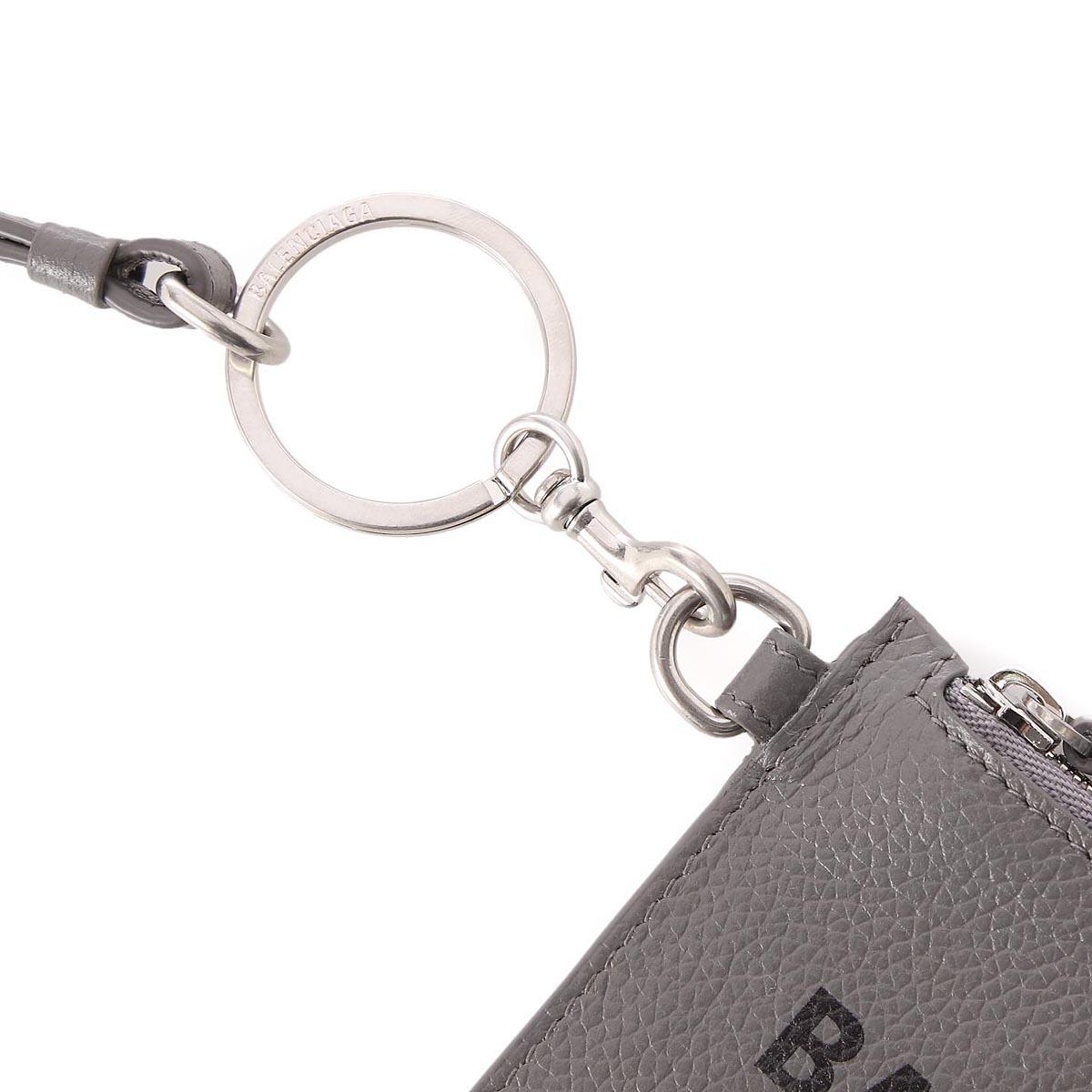 【タイムセール ACCS】BALENCIAGA バレンシアガ カードケース/CASH メンズ