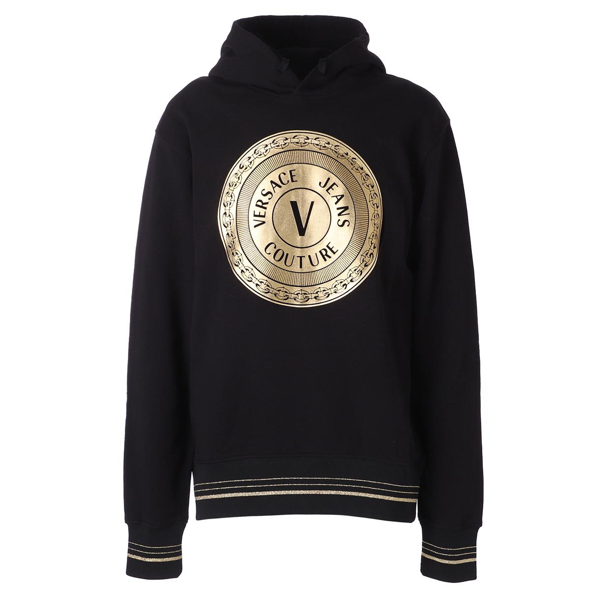 VERSACE JEANS COUTURE ヴェルサーチェ パーカ/フーディ メンズ