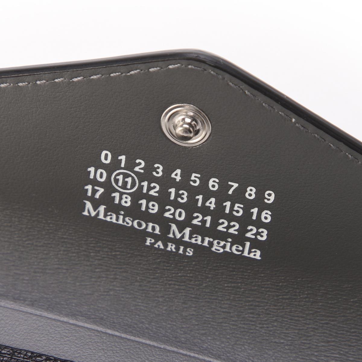 Maison Margiela メゾンマルジェラ カードケース/キーリング ウォレット/11 女性と男性のためのアクセサリーコレクション レディース