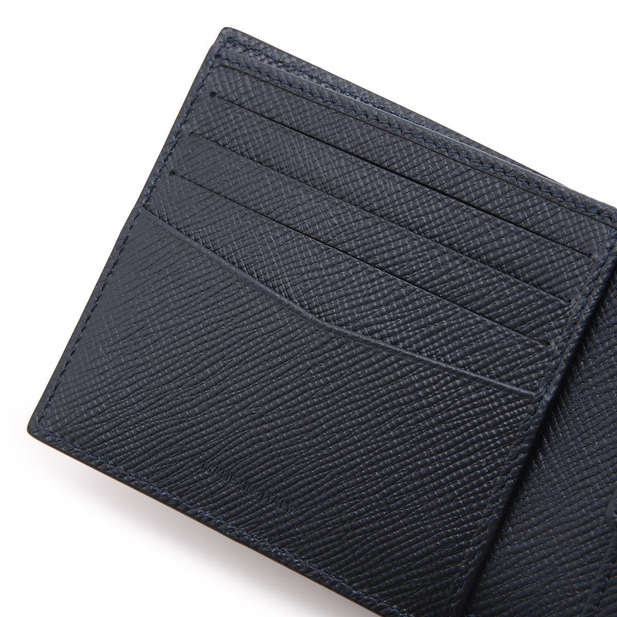 SERAPIAN セラピアン 2つ折り財布 小銭入れ付き/EVOLUTION メンズ