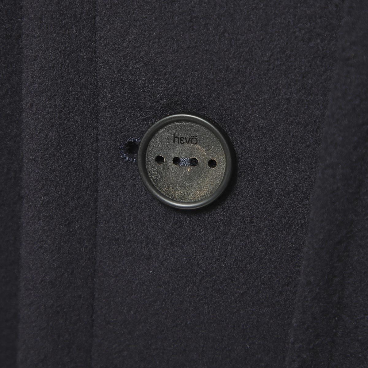 【アウトレット】【ラスト1点】HEVO イーヴォ シングルコート/OSTUNI メンズ