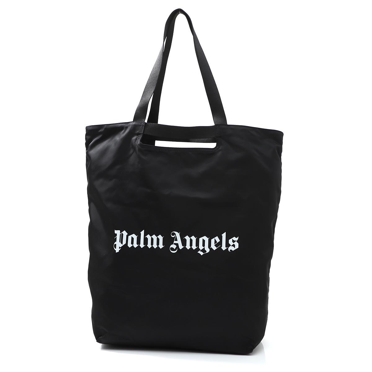 【タイムセール】PALM ANGELS パーム エンジェルス トートバッグ/PALM ANGELS SHOPPER メンズ