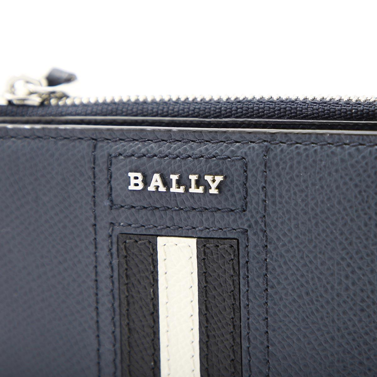 BALLY バリー 2つ折り財布 小銭入れ付き/TUNNER メンズ