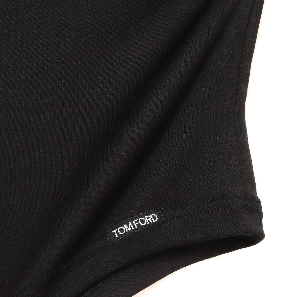 TOM FORD トムフォード Vネック Tシャツ【返品交換不可】 メンズ