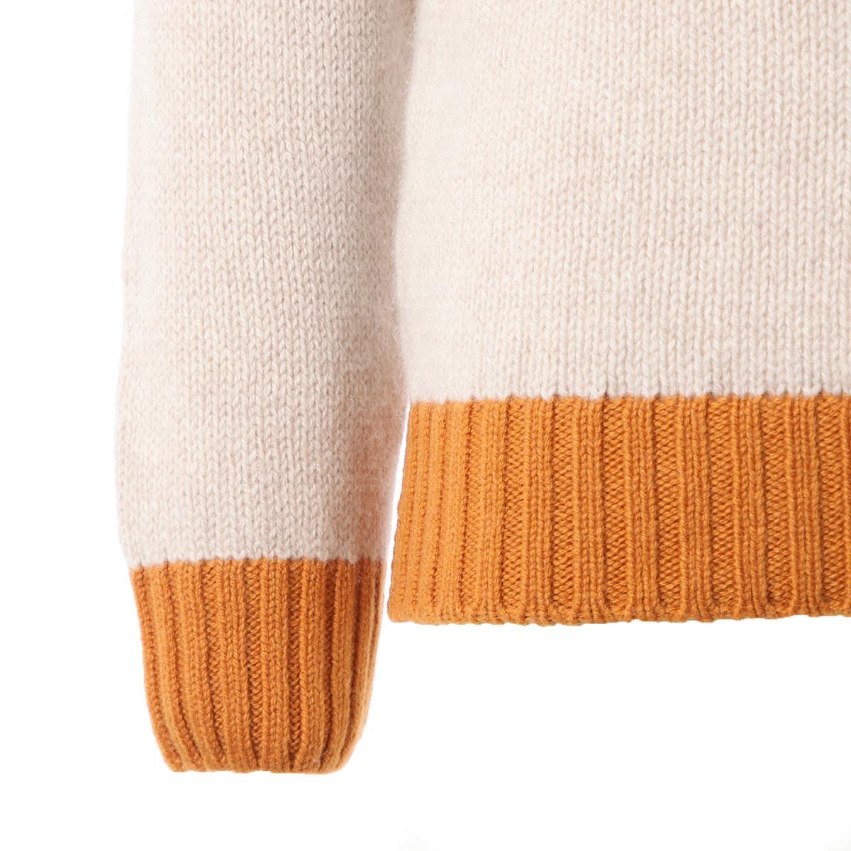 Gran Sasso グランサッソ ハイネック セーター/CICLISTA メンズ