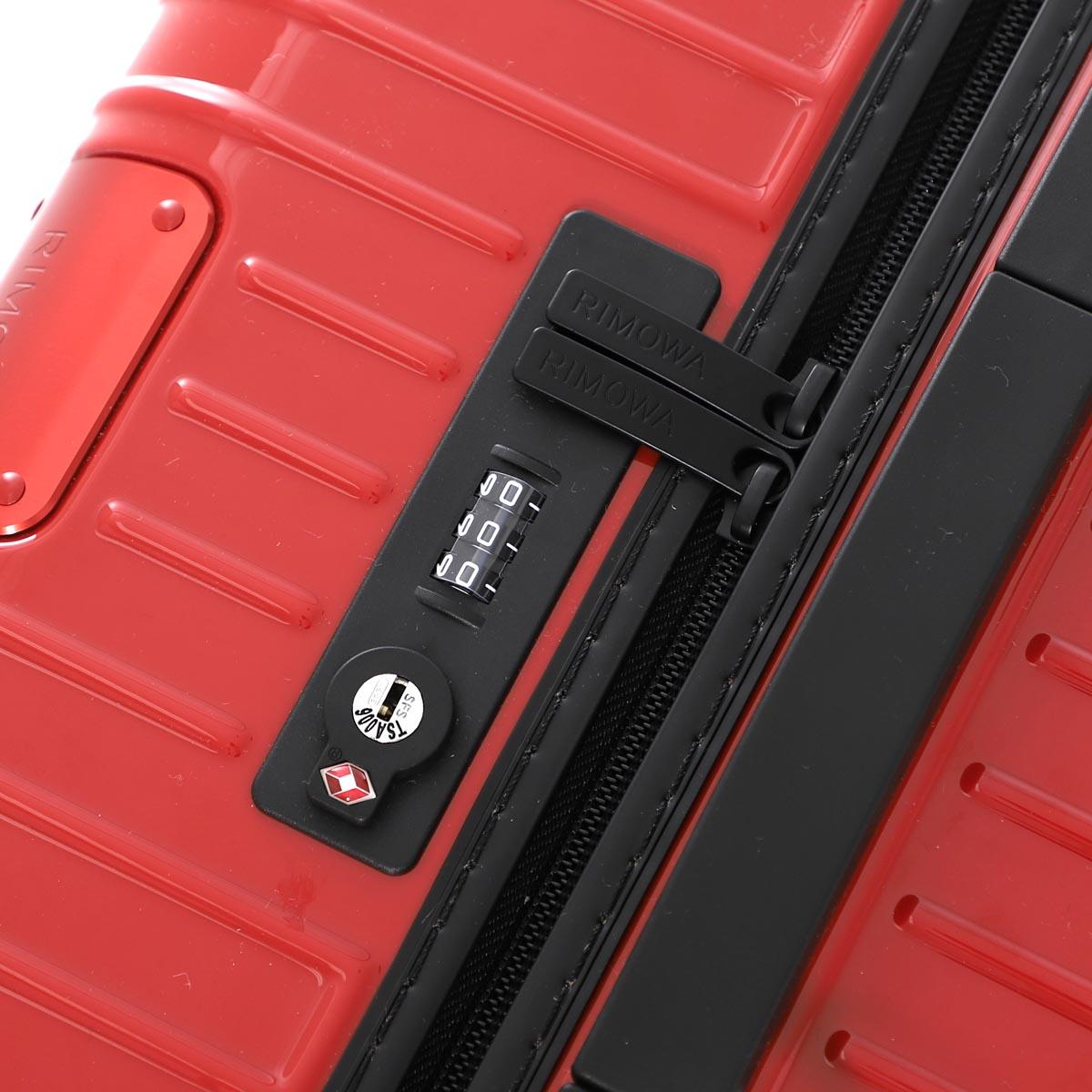 【タイムセール】RIMOWA リモワ スーツケース/キャリーケース/ESSENTIAL LITE CHECK-IN L エッセンシャル ライト チェックイン 81L