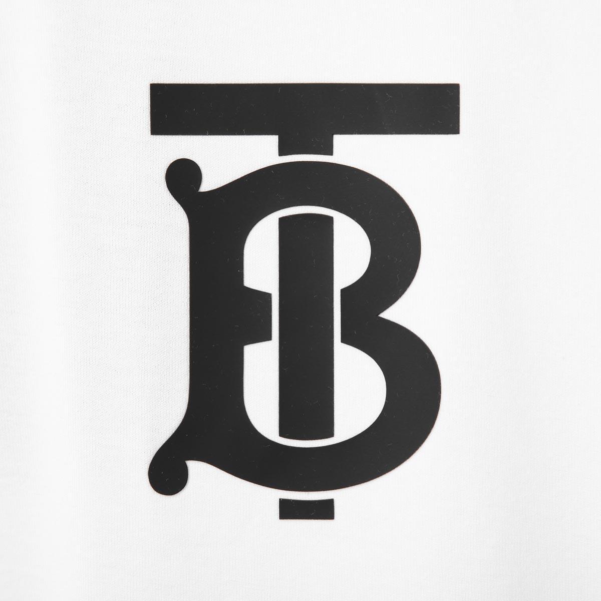 BURBERRY バーバリー クルーネック 長袖Tシャツ/LONG-SLEEVE MONOGRAM MOTIF COTTON TOP メンズ