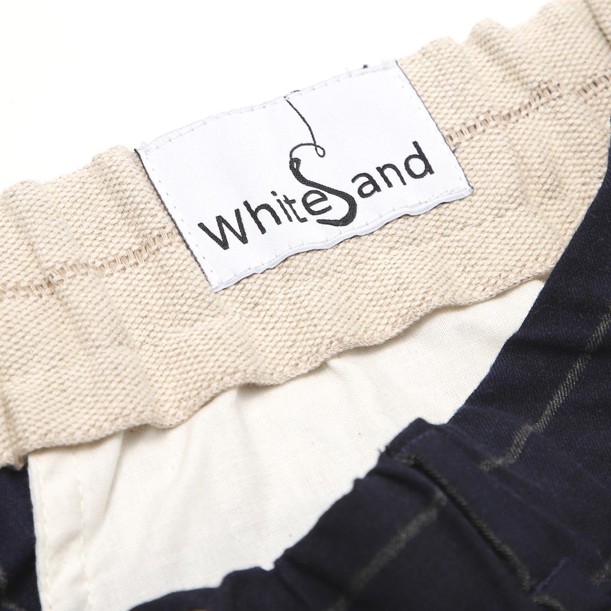 White Sand ホワイトサンド イージーパンツ/BRAD メンズ