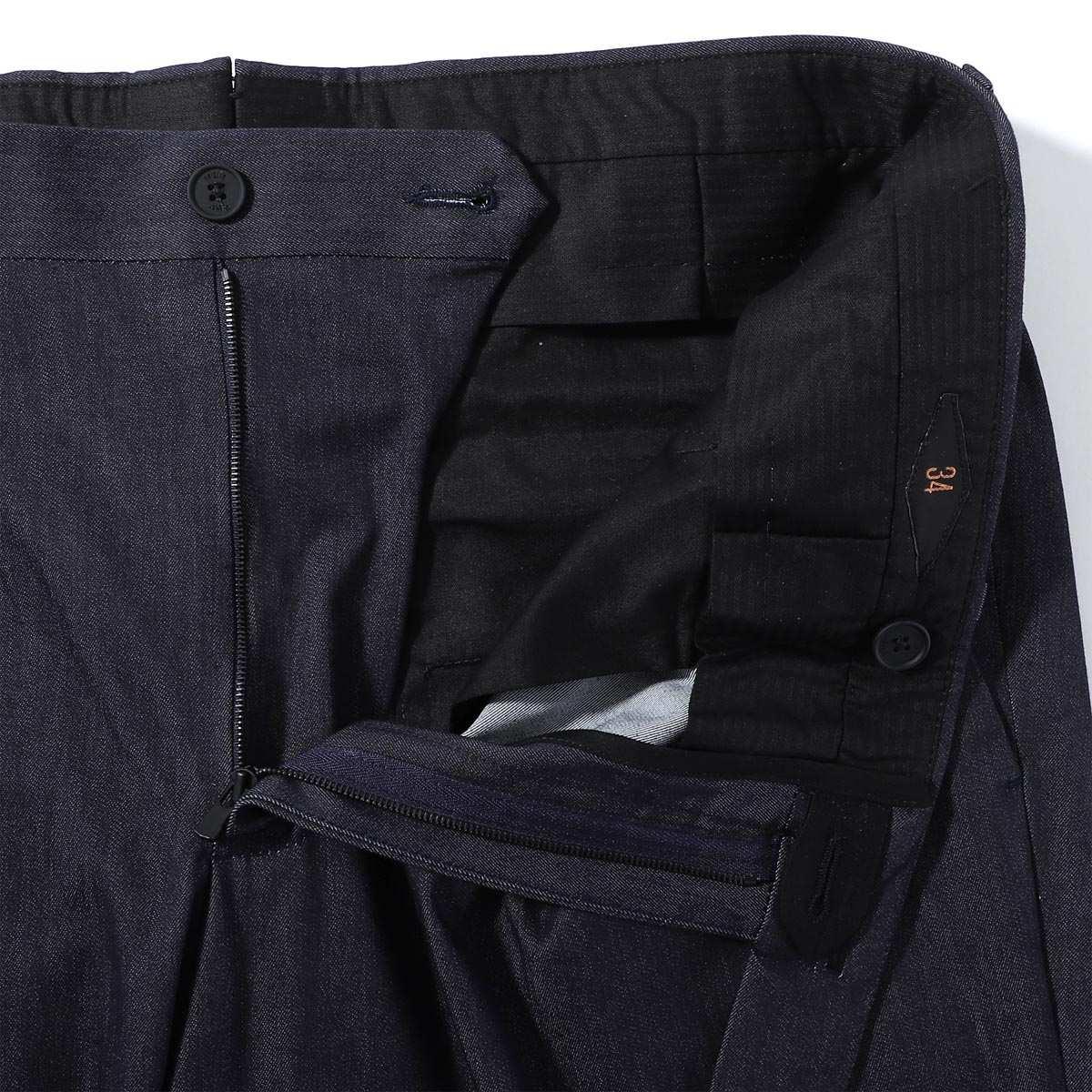 【アウトレット】BRIGLIA 1949 ブリリア ワンプリーツパンツ/32079 EASY FIT メンズ