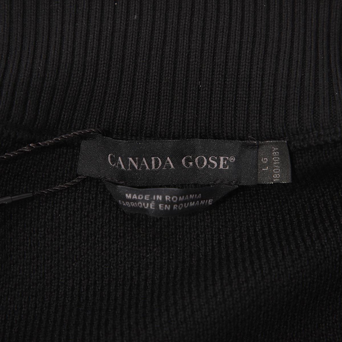 【アウトレット】【ラスト1点】CANADA GOOSE カナダグース カーディガン/HYBRIDGE KNIT JACKET メンズ