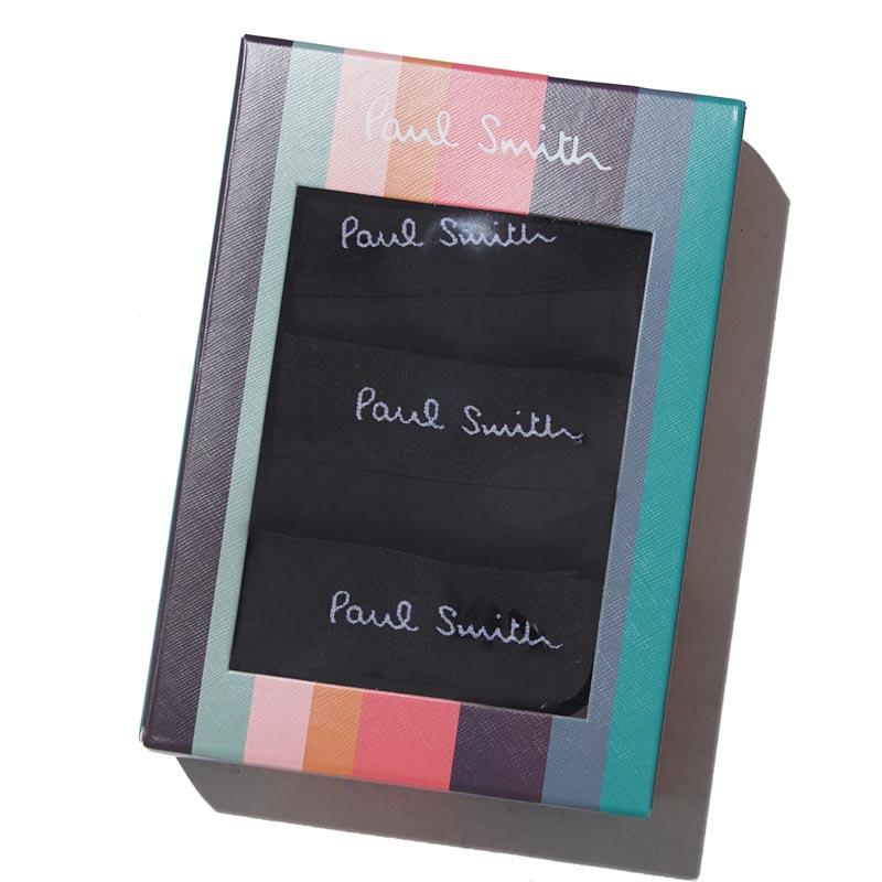 Paul Smith ポールスミス ボクサーパンツ 3枚セット/MEN TRUNK 3 PACK【返品交換不可】 メンズ