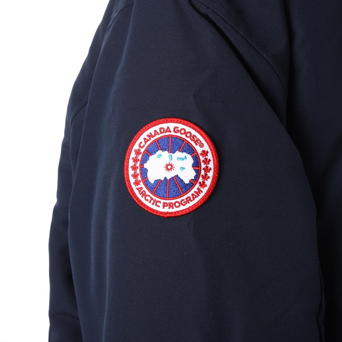 CANADA GOOSE カナダグース フーデッド ダウンジャケット/SANFORD PARKA サンフォード パーカ メンズ