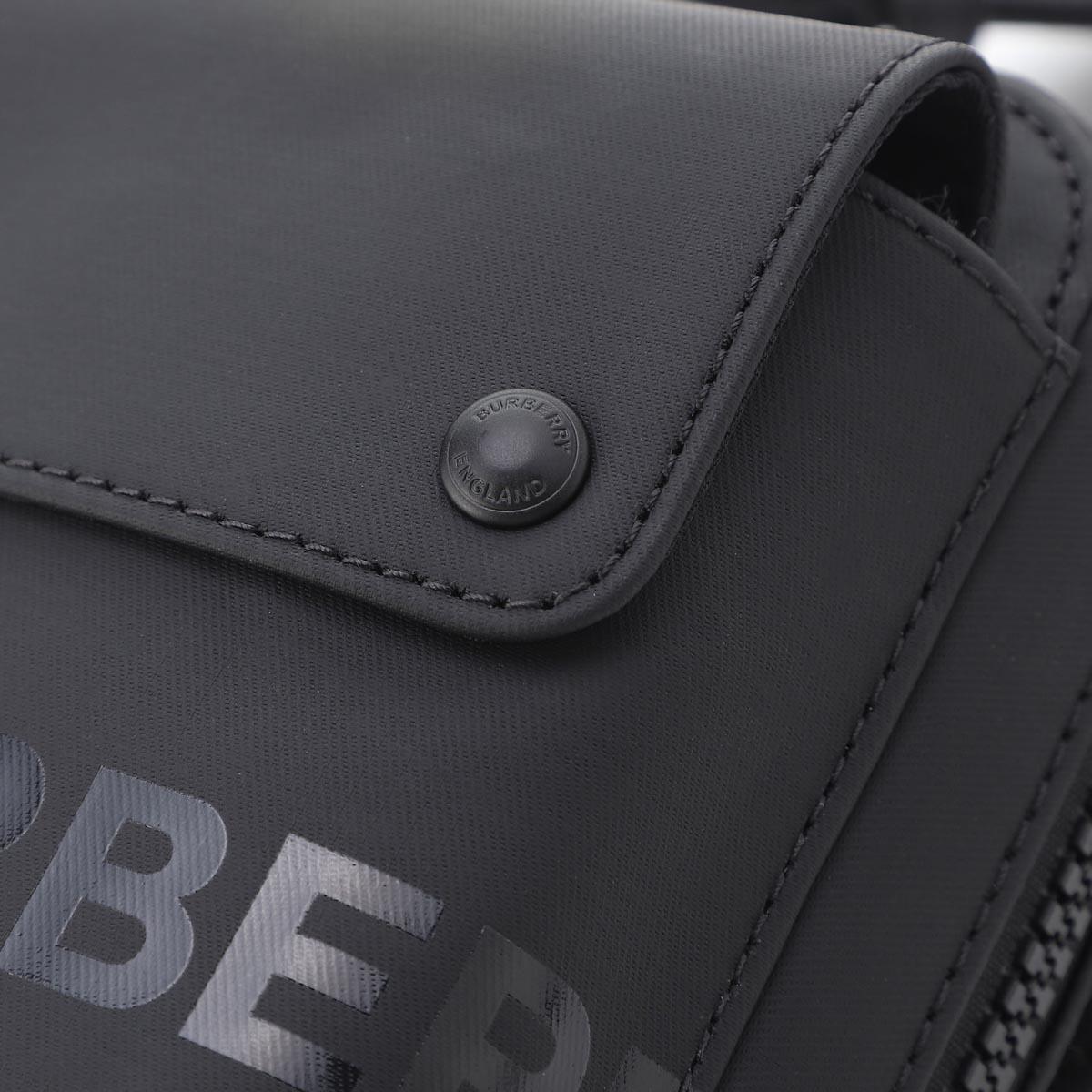 BURBERRY バーバリー ポーチ/サコッシュ フォンホルダー/HORSEFERRY PRINT メンズ
