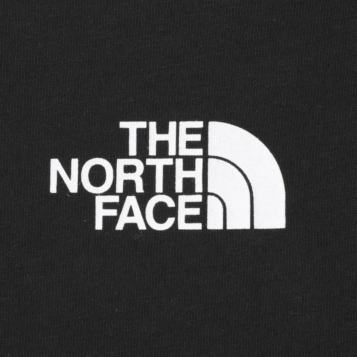 THE NORTH FACE ノースフェイス クルーネック 長袖Tシャツ  メンズ