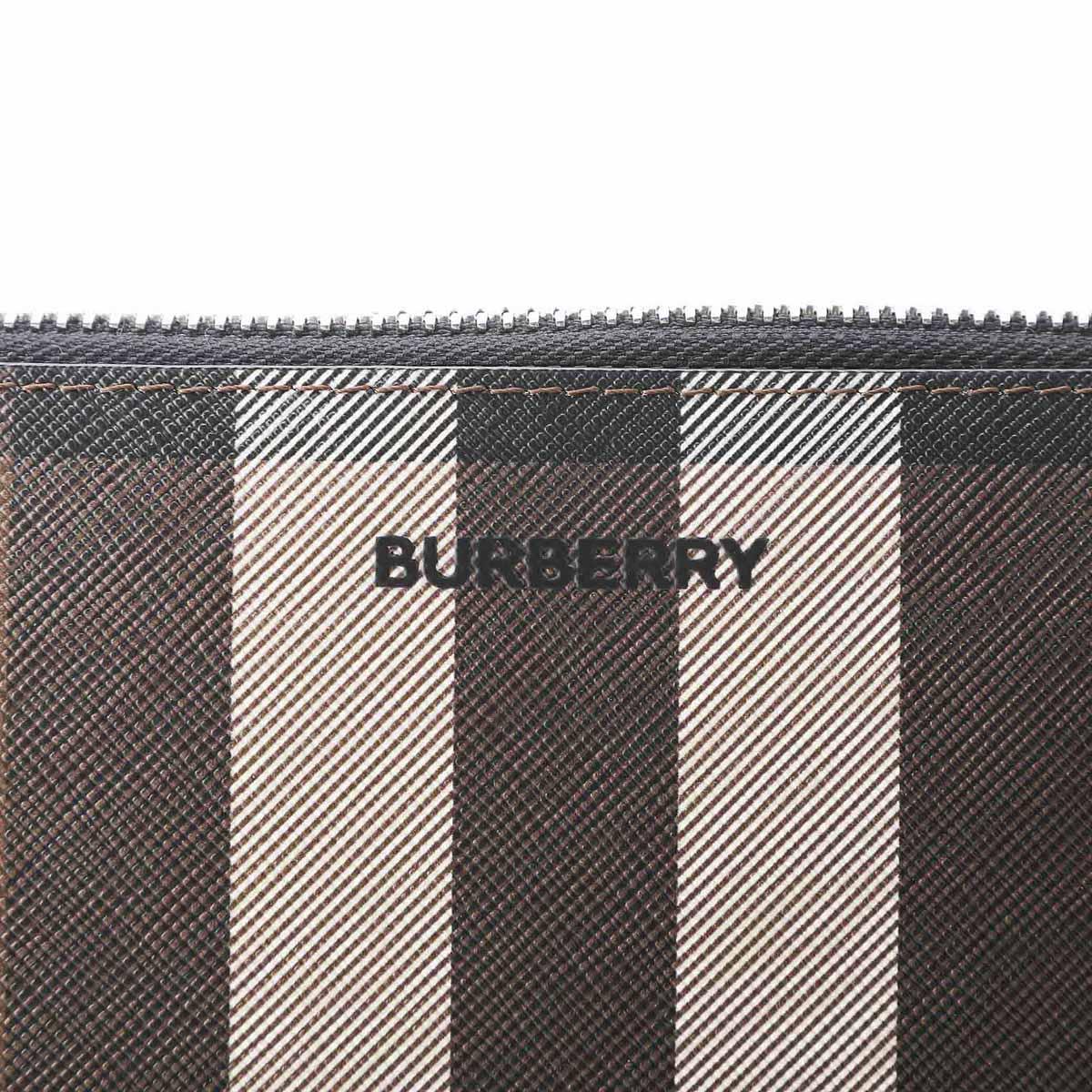 【タイムセール ACCS】BURBERRY バーバリー ポーチ/ドキュメントケース クラッチバッグ メンズ