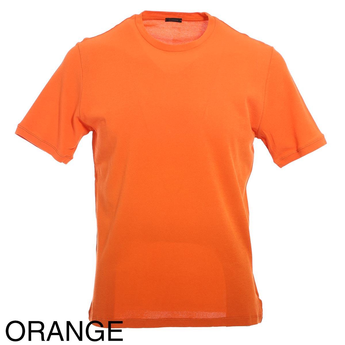 【タイムセール TOPS】ZANONE ザノーネ クルーネックTシャツ/ICE PIQUET アイスピケ メンズ