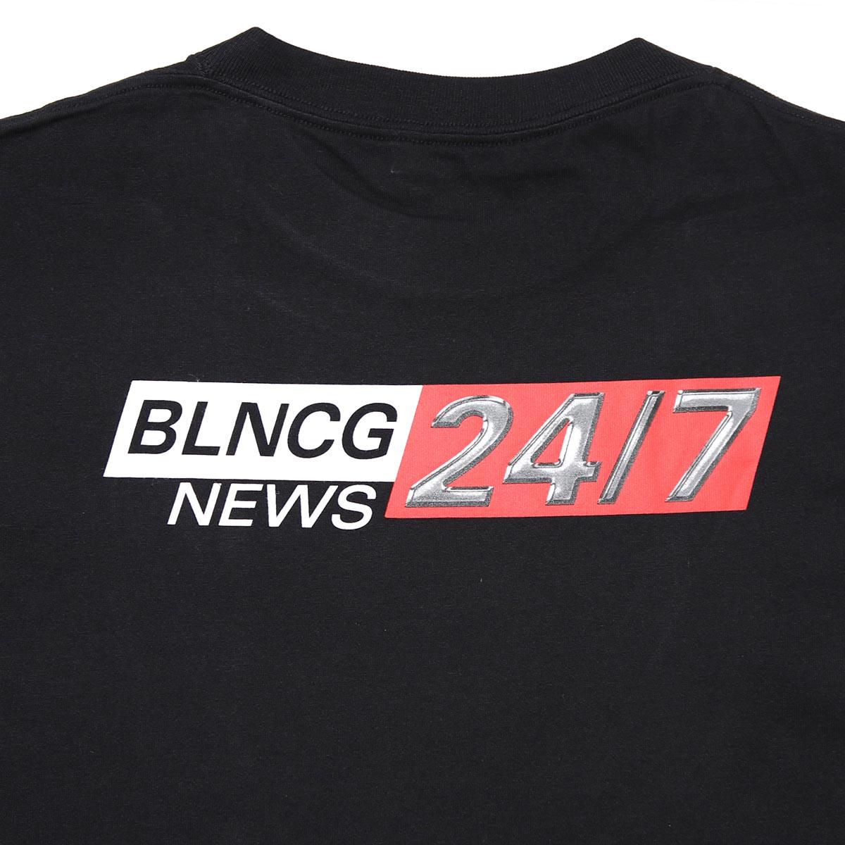 【大感謝祭】BALENCIAGA バレンシアガ クルーネック Tシャツ メンズ