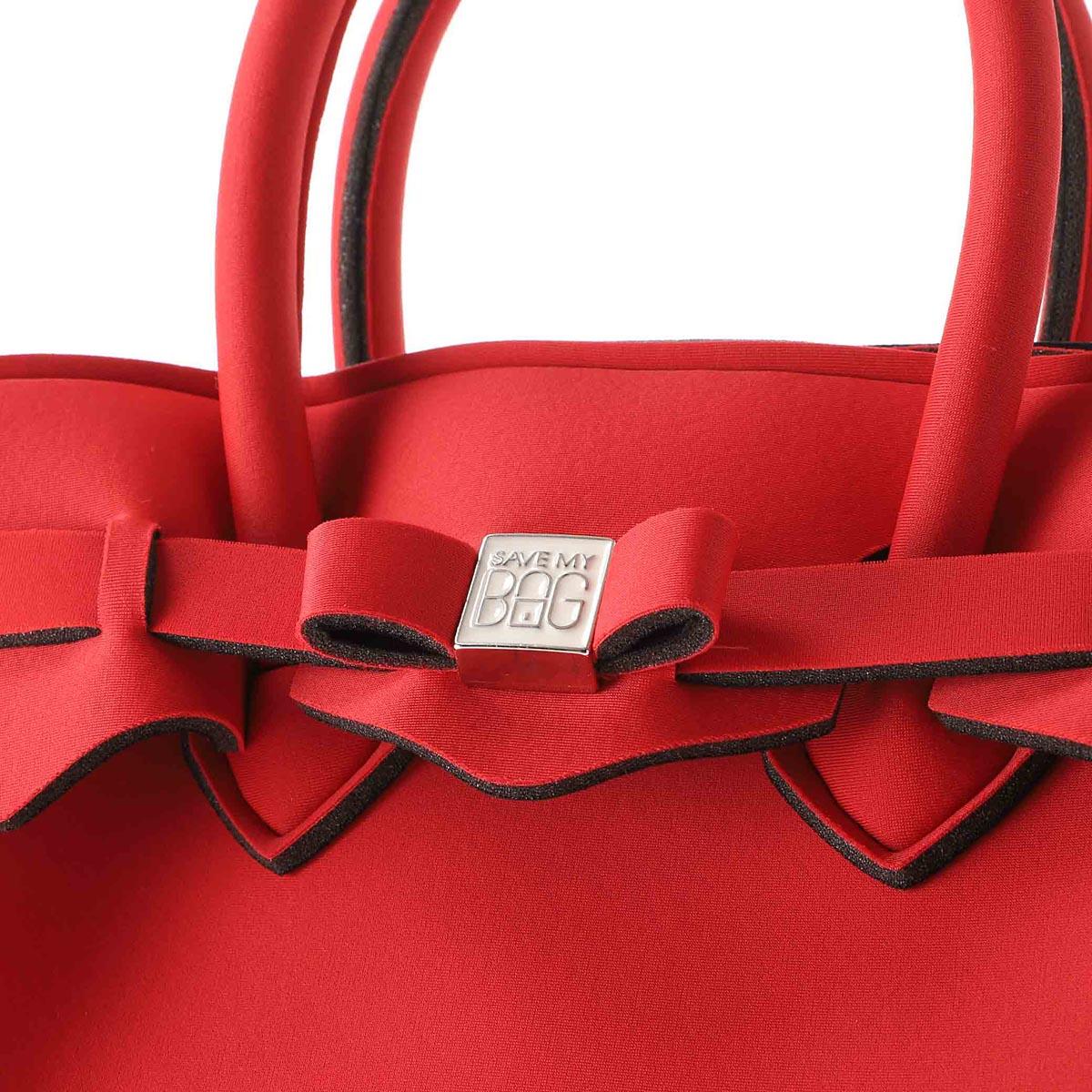 SAVE MY BAG セーブ マイ バッグ ハンドバッグ/PETITE MISS LYCRA ミス レディース