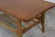 ラック付コーヒーテーブル イギリス ヴィンテージ  ち36-1
