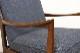 ロッキングチェア イギリス ヴィンテージ 北欧  ち51-1