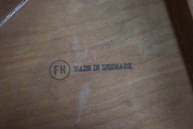 ハンス・J・ウェグナー  ハートチェア  レア  お110-6