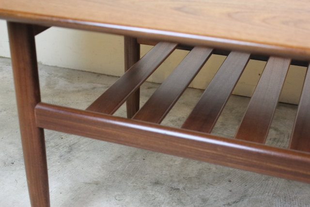 G-PLAN ラーセン ラック付コーヒーテーブル(Ib Kofod Larsen) ジープラン き28