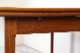 エクステンションダイニングテーブル 北欧 デンマーク チーク  ち45-1