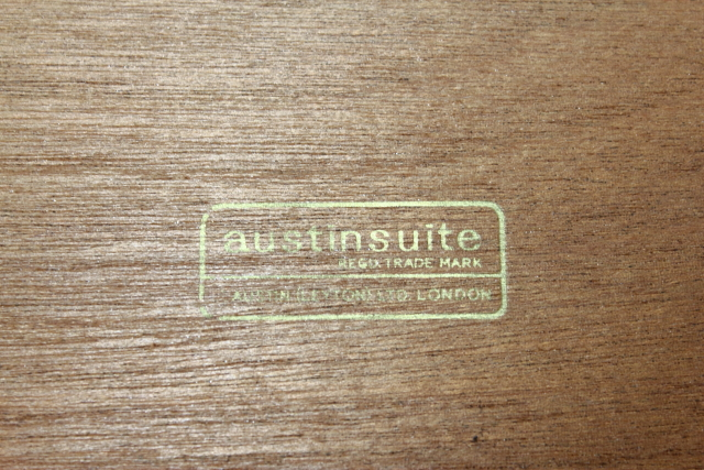 Austin suite社 チェスト ヴィンテージ イギリス そ35-1