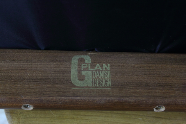 G-PLAN ジープラン ダイニングチェア イブコフォド・ラーセン Larsen う38-2