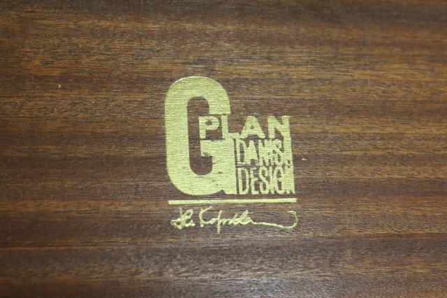 G-PLAN イブ・コフォード・ラーセン サイドボード ジープラン す86-1
